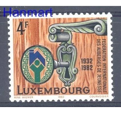 Znaczek Luksemburg 1982 Mi 1060 Czyste **