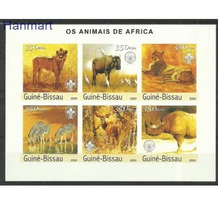 Znaczek Gwinea Bissau 2003 Czyste **