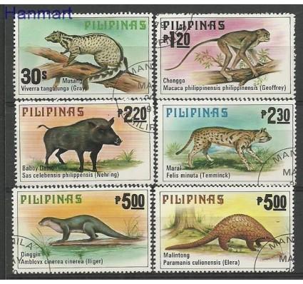 Znaczek Filipiny 1979 Mi 1281-1286 Stemplowane