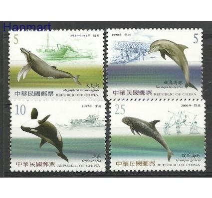 Znaczek Tajwan 2002 Mi 2773-2776 Czyste **