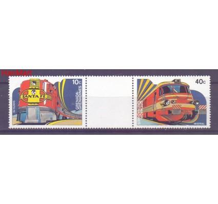 Znaczek Grenada i Grenadyny  Mi 577 Czyste **