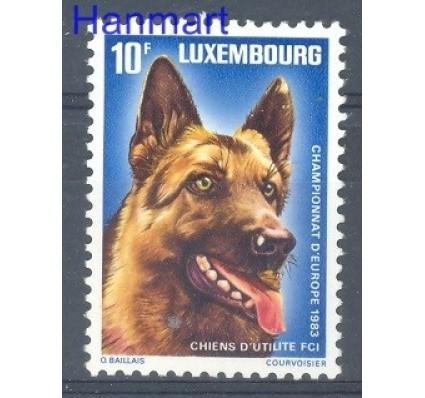 Znaczek Luksemburg 1983 Mi 1084 Czyste **