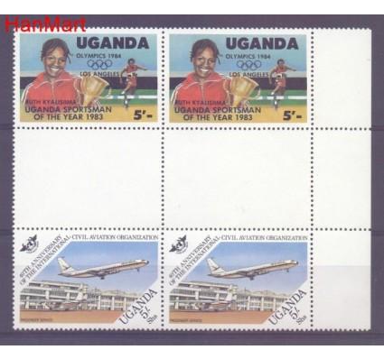 Znaczek Uganda  Mi 626 Czyste **
