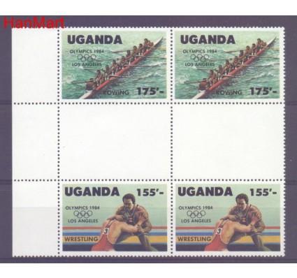 Znaczek Uganda  Mi 629 Czyste **