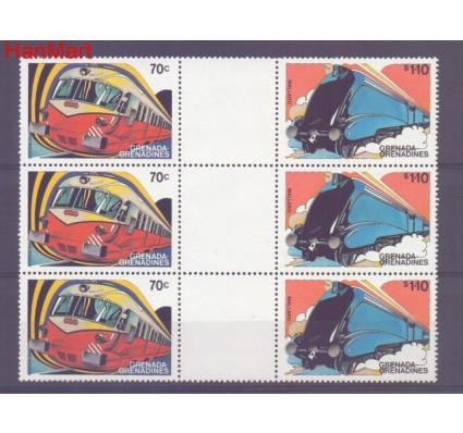 Znaczek Grenada i Grenadyny  Mi 632 Czyste **