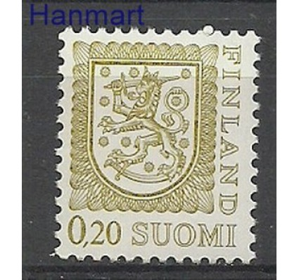 Znaczek Finlandia 1977 Mi 818bIIAy Czyste **