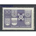 Finlandia 1960 Mi 515 Czyste **