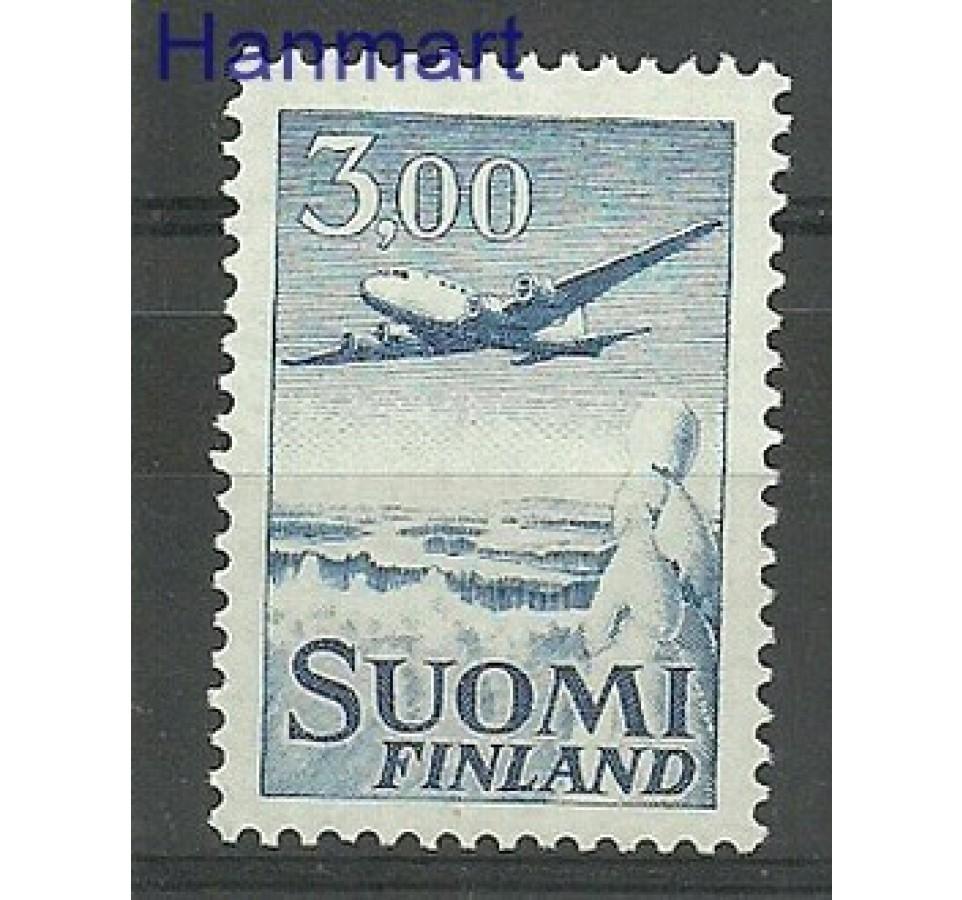 Finlandia 1963 Mi 579xI Czyste **