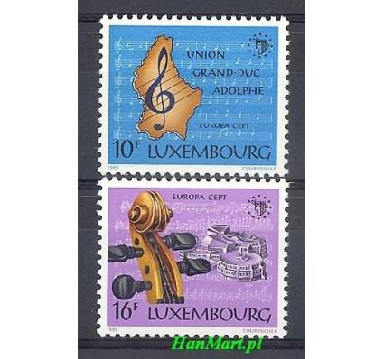 Znaczek Luksemburg 1985 Mi 1125-1126 Czyste **