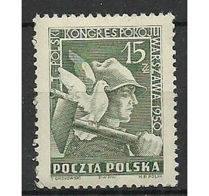 Znaczek Polska 1950 Mi 564 Fi 529 Czyste **