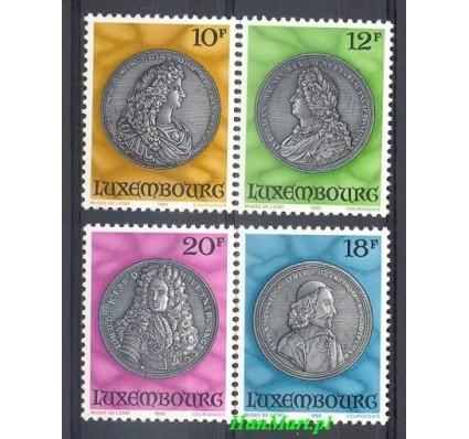 Znaczek Luksemburg 1986 Mi 1143-1146 Czyste **