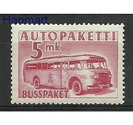 Znaczek Finlandia 1952 Mi aut 6 Czyste **