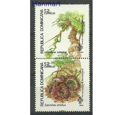 Znaczek Dominikana 1994 Mi 1731-1732 Czyste **