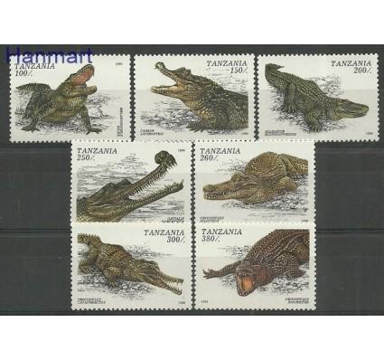 Znaczek Tanzania 1996 Mi 2274-2280 Czyste **