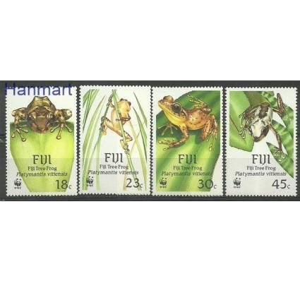 Znaczek Fidżi 1988 Mi 586-589 Czyste **