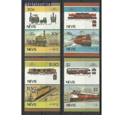 Znaczek Nevis 1986 Mi 340-347 Czyste **