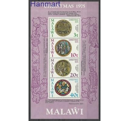 Znaczek Malawi 1975 Mi bl 42 Czyste **