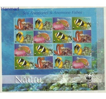 Znaczek Nauru 2003 Mi 553-556 Czyste **