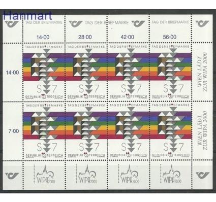 Znaczek Austria 2000 Mi ark 2315 Czyste **