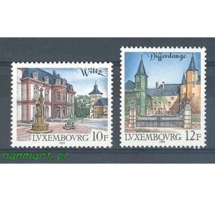 Znaczek Luksemburg 1988 Mi 1201-1202 Czyste **