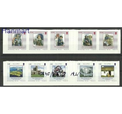 Znaczek Wyspa Man 2004 Mi 1153-1162 Czyste **