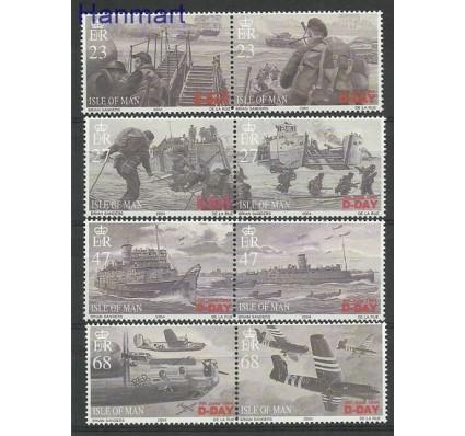 Znaczek Wyspa Man 2004 Mi 1114-1121IA Czyste **