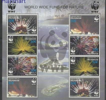 Znaczek Mikronezja 2005 Mi 1674-1677 Czyste **