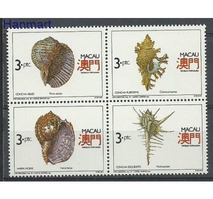 Znaczek Makau 1991 Mi 672-675 Czyste **