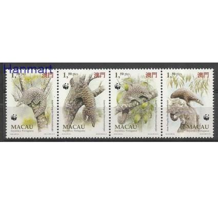 Znaczek Makau 1995 Mi 795-798 Czyste **