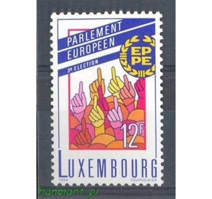 Znaczek Luksemburg 1989 Mi 1223 Czyste **
