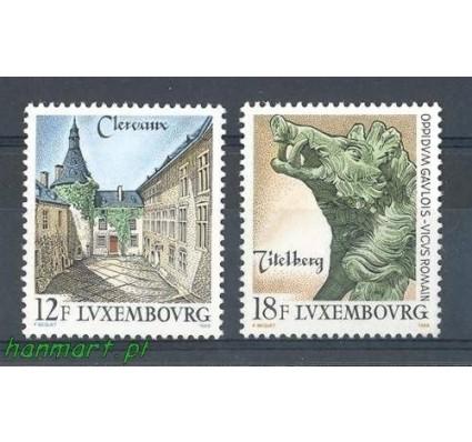 Znaczek Luksemburg 1989 Mi 1230-1231 Czyste **