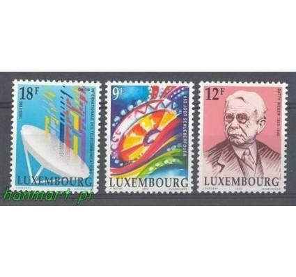 Znaczek Luksemburg 1990 Mi 1240-1242 Czyste **