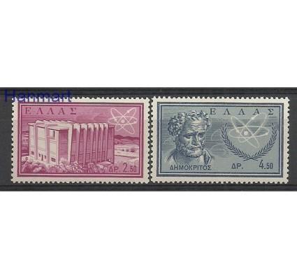 Znaczek Grecja 1961 Mi 773-774 Czyste **