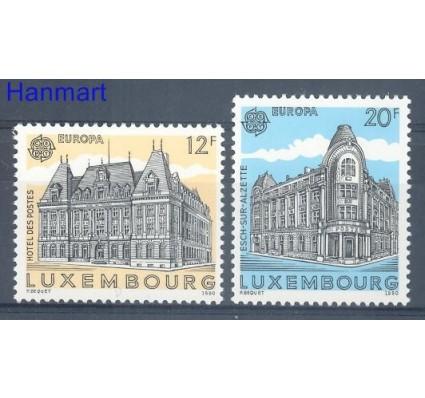 Znaczek Luksemburg 1990 Mi 1243-1244 Czyste **