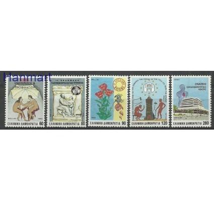 Znaczek Grecja 1992 Mi 1797-1801 Czyste **