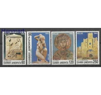 Znaczek Grecja 1993 Mi 1825-1828 Czyste **