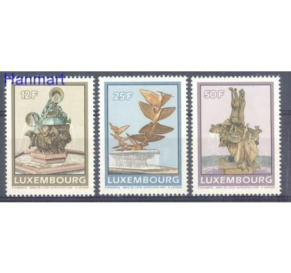 Znaczek Luksemburg 1990 Mi 1248-1250 Czyste **