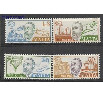 Znaczek Malta 1974 Mi 497-500 Czyste **