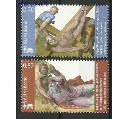 Znaczek Watykan 2014 Mi 1824-1825 Czyste **