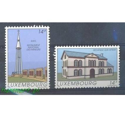 Znaczek Luksemburg 1991 Mi 1273-1274 Czyste **