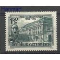 Austria 1953 Mi 988 Z podlepką *