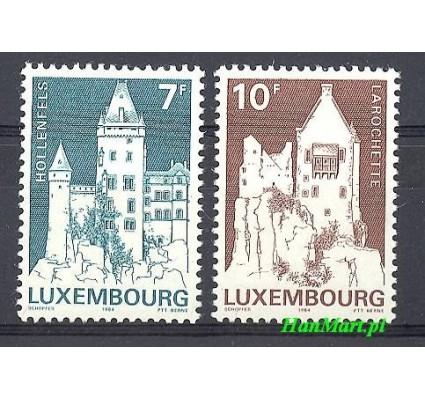 Znaczek Luksemburg 1984 Mi 1105-1106 Czyste **