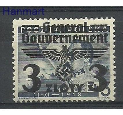Znaczek Generalna Gubernia / GG 1940 Mi 29 Czyste **
