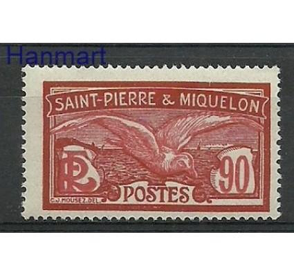 Znaczek Saint-Pierre i Miquelon 1930 Mi 114 Z podlepką *