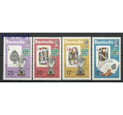 Znaczek Bermudy 1975 Mi 301-304 Czyste **
