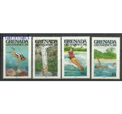 Znaczek Grenada i Grenadyny 1985 Mi 698-701 Czyste **