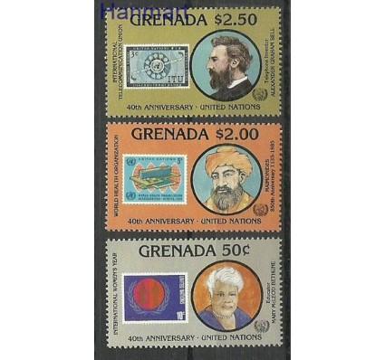 Znaczek Grenada 1985 Mi 1434-1436 Czyste **