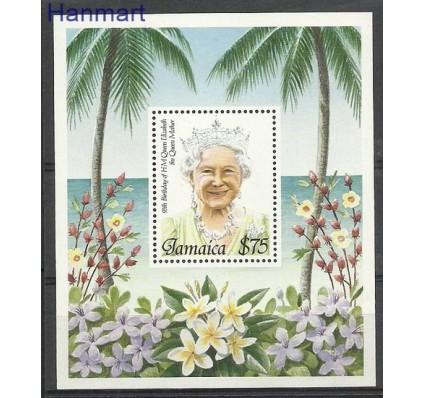 Znaczek Jamajka 1995 Mi bl 44 Czyste **