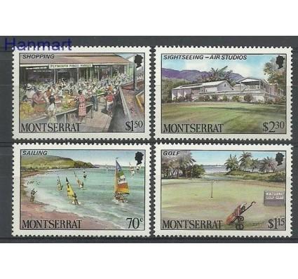 Znaczek Montserrat 1986 Mi 658-661 Czyste **