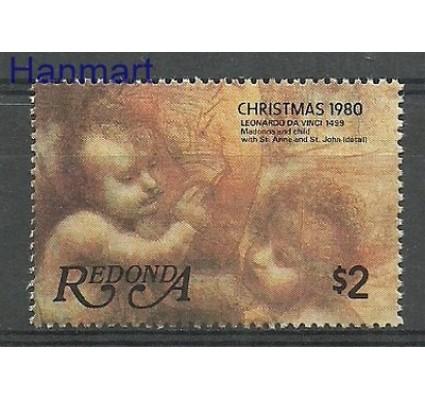 Znaczek Redonda 1980 Mi 71 Czyste **